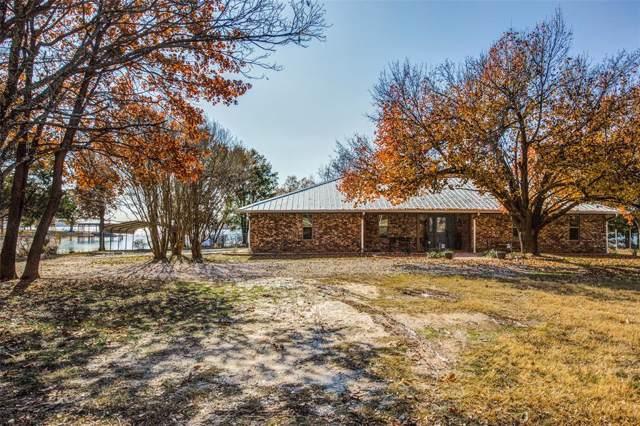 2300 N Shore Drive, Bonham, TX 75418 (MLS #14235531) :: Dwell Residential Realty