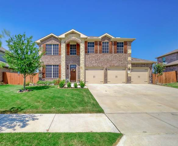 2007 Brenham Drive, Heartland, TX 75126 (MLS #14235535) :: The Kimberly Davis Group