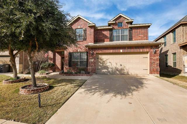 8713 Running River Lane, Fort Worth, TX 76131 (MLS #14235541) :: Ann Carr Real Estate