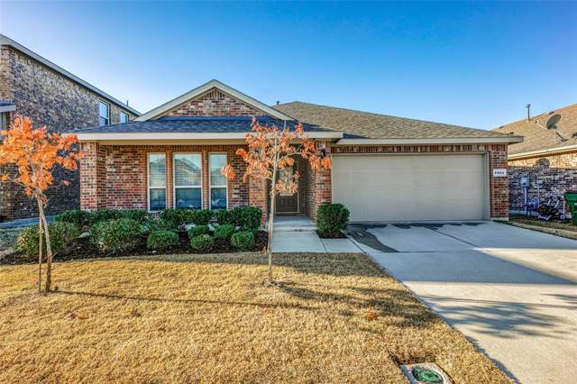 1304 Coleman Drive, Melissa, TX 75454 (MLS #14235544) :: All Cities Realty