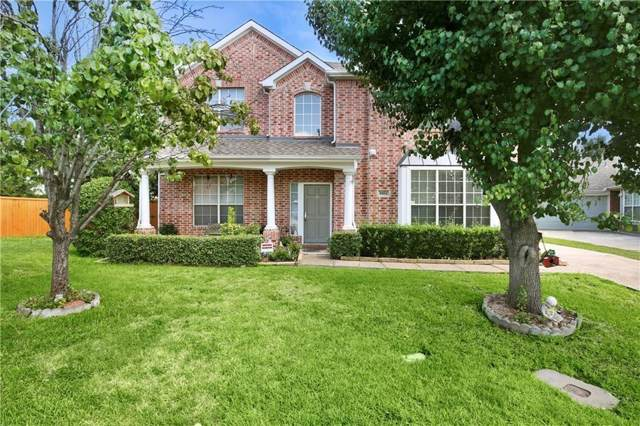 8804 Crescent Court, Irving, TX 75063 (MLS #14235546) :: All Cities Realty