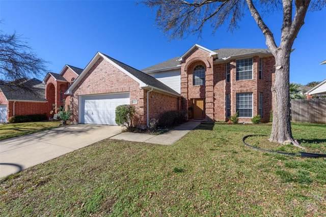 8037 Rushmore Road, Fort Worth, TX 76137 (MLS #14235550) :: The Tierny Jordan Network