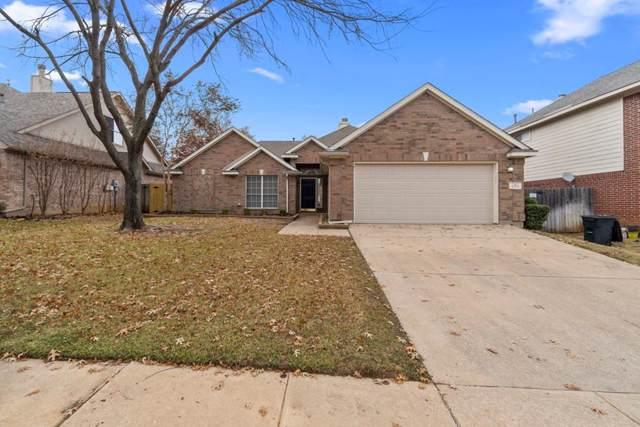 625 Cedarwood Drive, Keller, TX 76248 (MLS #14235551) :: Dwell Residential Realty