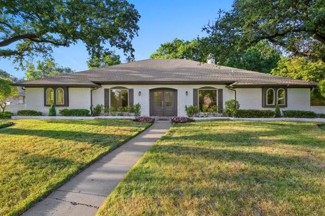 6625 Rolling Vista Drive, Dallas, TX 75248 (MLS #14235562) :: The Rhodes Team