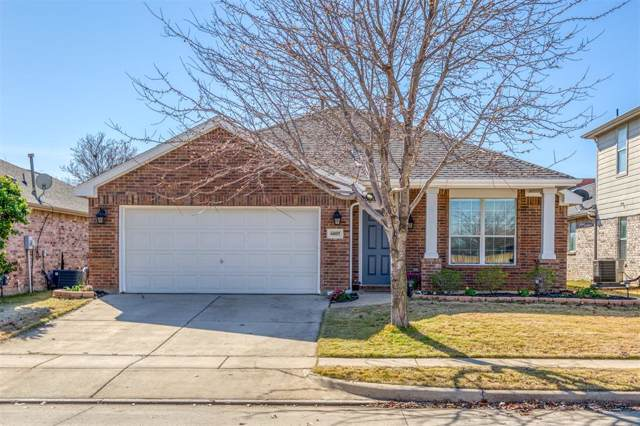 6005 Horse Trap Drive, Fort Worth, TX 76179 (MLS #14235589) :: Baldree Home Team