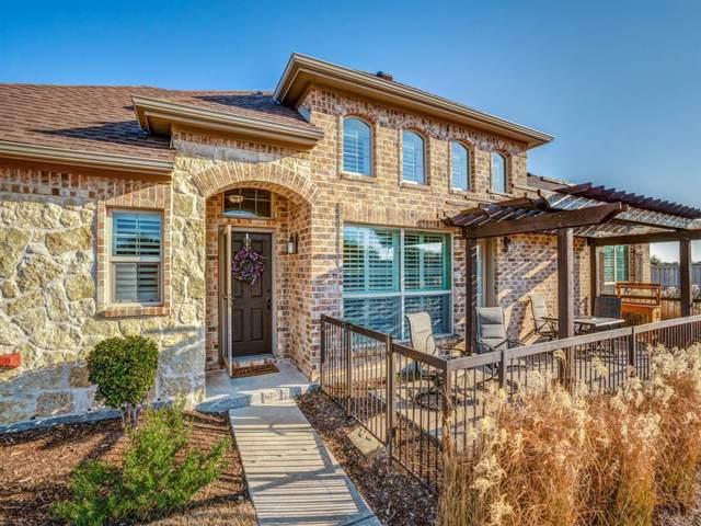 3075 Willow Grove Boulevard #1505, Mckinney, TX 75070 (MLS #14235599) :: The Good Home Team