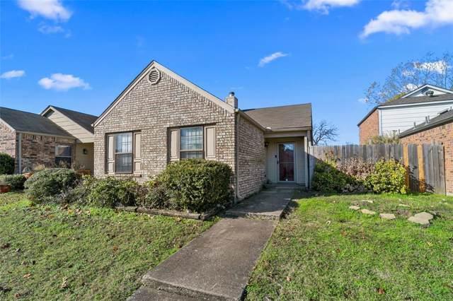 2813 Harvest Lake Drive, Irving, TX 75060 (MLS #14235601) :: Caine Premier Properties