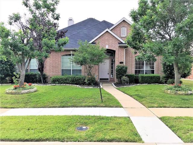 11401 Knoxville Lane, Frisco, TX 75035 (MLS #14235608) :: Frankie Arthur Real Estate