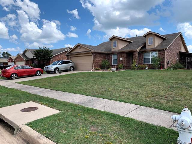 123 Pebble Creek Lane, Terrell, TX 75160 (MLS #14235622) :: RE/MAX Town & Country