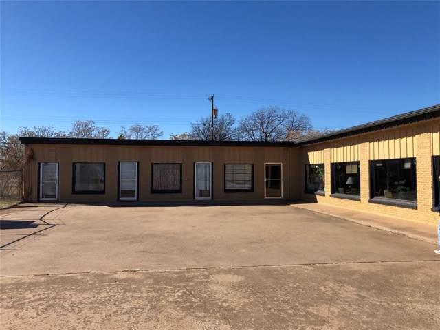 2234 Butternut Street, Abilene, TX 79602 (MLS #14235661) :: The Kimberly Davis Group