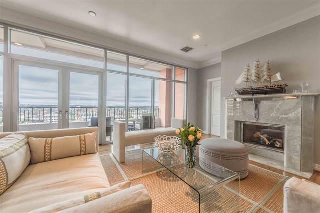2828 Hood Street #1107, Dallas, TX 75219 (MLS #14235701) :: The Hornburg Real Estate Group