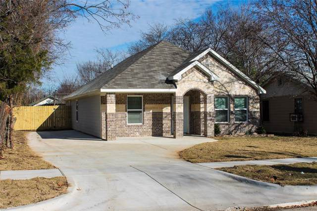 1433 E Jefferson Avenue, Fort Worth, TX 76104 (MLS #14235720) :: The Tierny Jordan Network