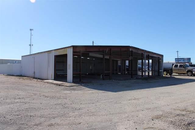 2301 Industrial Boulevard, Abilene, TX 79605 (MLS #14235723) :: Team Tiller