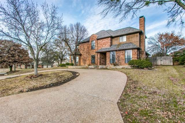 305 Catlin Circle, Highland Village, TX 75077 (MLS #14235745) :: Dwell Residential Realty