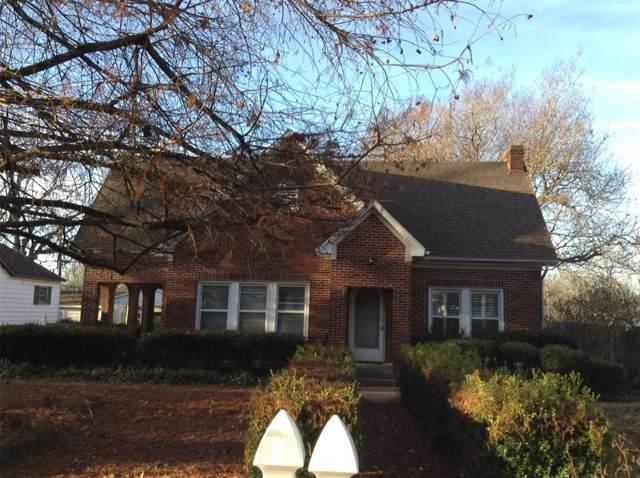 507 N Cactus Avenue, Hubbard, TX 76648 (MLS #14235749) :: Dwell Residential Realty