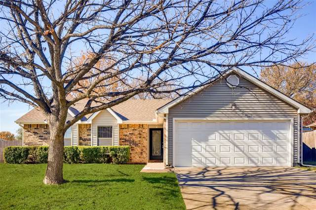 108 Suttonwood Drive, Fort Worth, TX 76108 (MLS #14235759) :: The Chad Smith Team