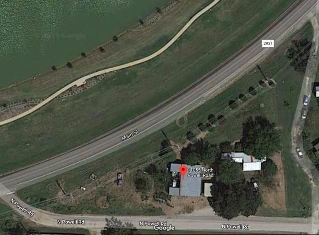 11055 N Powell Road, Aubrey, TX 76227 (MLS #14235767) :: Trinity Premier Properties