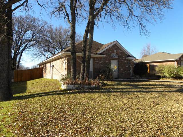 106 Chimney Rock Drive, Weatherford, TX 76086 (MLS #14235773) :: All Cities Realty
