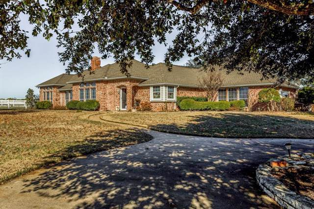 1726 Highland Drive, Whitney, TX 76692 (MLS #14235778) :: The Good Home Team