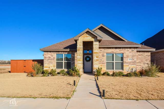 1809 Sina Avenue, Abilene, TX 79601 (MLS #14235793) :: Baldree Home Team