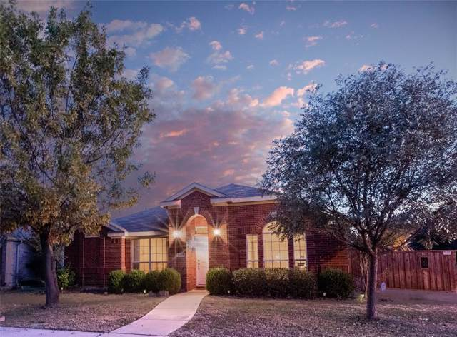 5313 Golden Wheat Lane, Mckinney, TX 75070 (MLS #14235816) :: The Kimberly Davis Group