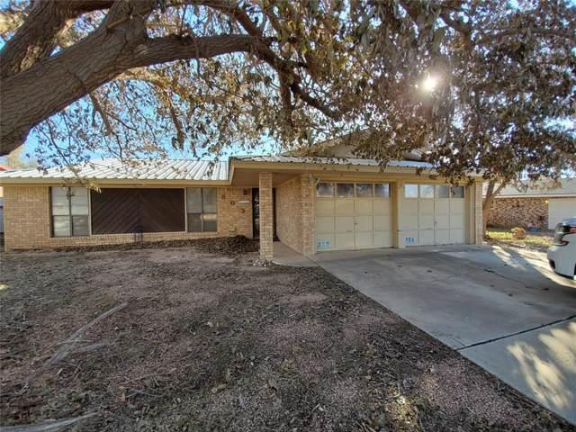 803 9th Street, Seminole, TX 79360 (MLS #14235817) :: Vibrant Real Estate