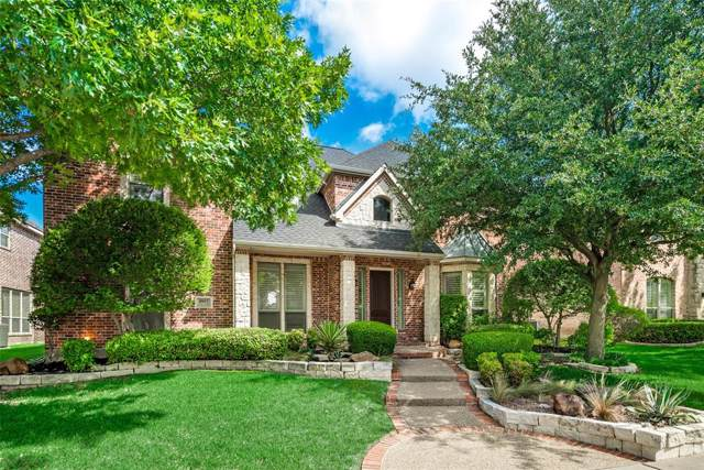 4802 Carnegie Drive, Frisco, TX 75034 (MLS #14235819) :: RE/MAX Town & Country
