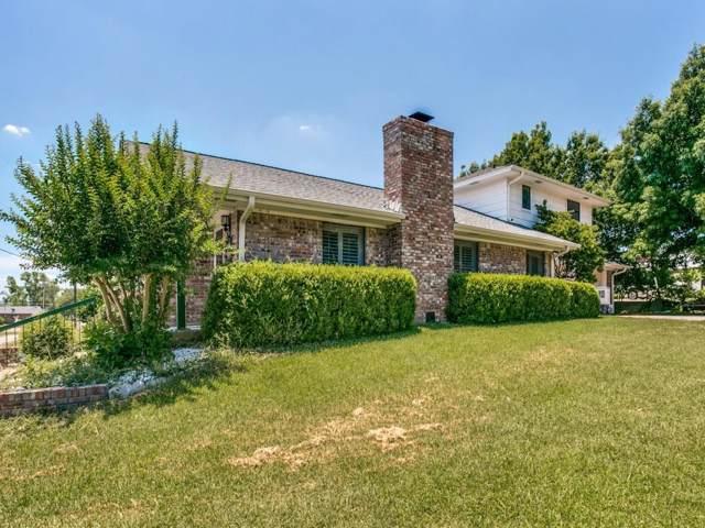 301 Tryall Drive, Runaway Bay, TX 76426 (MLS #14235891) :: Team Hodnett