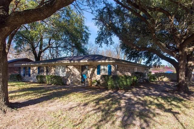 1601 E Beverly Drive, Corsicana, TX 75110 (MLS #14235892) :: The Kimberly Davis Group
