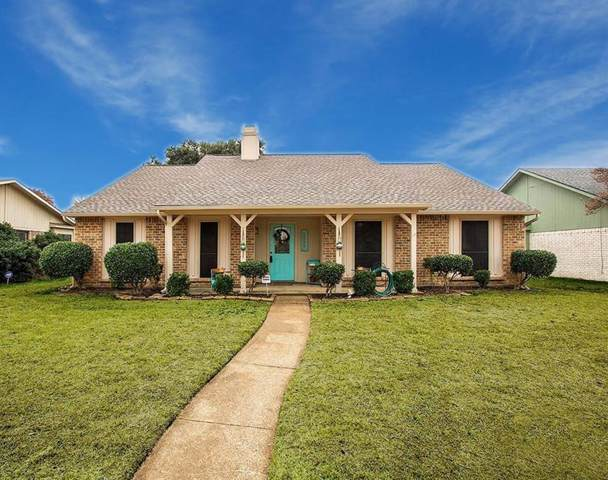 1314 Crestview Drive, Allen, TX 75002 (MLS #14235914) :: Vibrant Real Estate