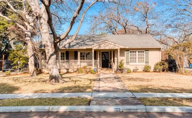 808 Ridgedale Drive, Richardson, TX 75080 (MLS #14235930) :: 24:15 Realty