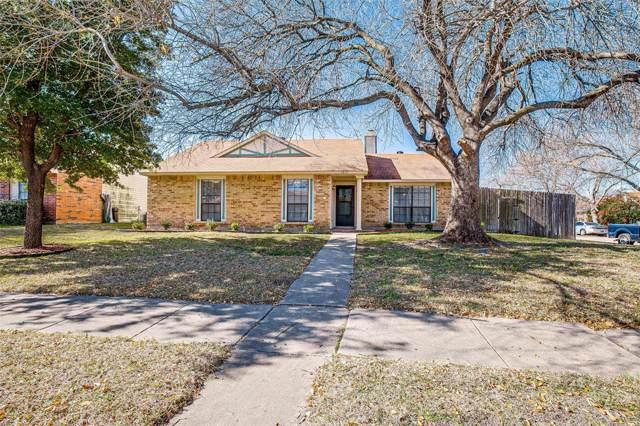 1617 Burgundy Street, Garland, TX 75040 (MLS #14235934) :: Team Tiller