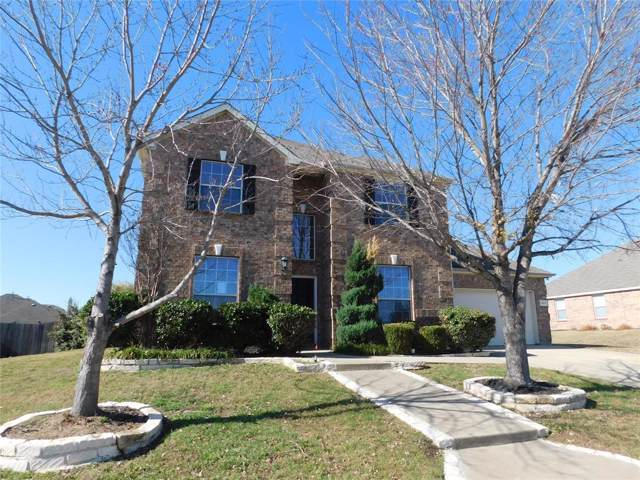 13817 Hunter Jake Drive, Fort Worth, TX 76052 (MLS #14235950) :: All Cities Realty