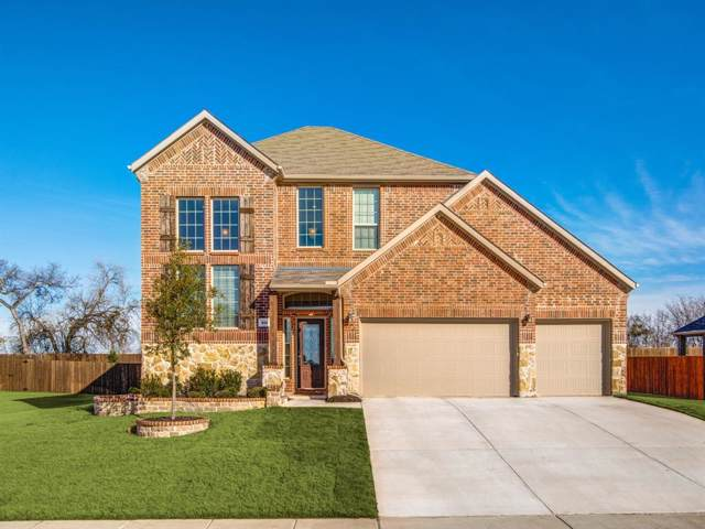 573 Winnetka Drive, Little Elm, TX 75068 (MLS #14235952) :: The Real Estate Station