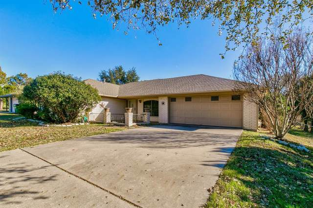1109 Caballo Way, Granbury, TX 76048 (MLS #14235961) :: Robbins Real Estate Group