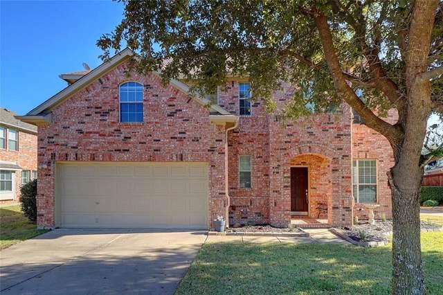 3812 Lakeway Drive, Grapevine, TX 76092 (MLS #14235966) :: Van Poole Properties Group