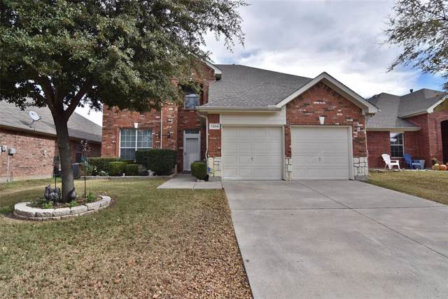 7208 Welshman Drive, Fort Worth, TX 76137 (MLS #14235969) :: The Heyl Group at Keller Williams