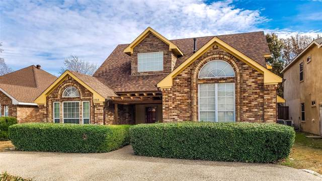 17818 Hillcrest Road, Dallas, TX 75252 (MLS #14235972) :: All Cities Realty