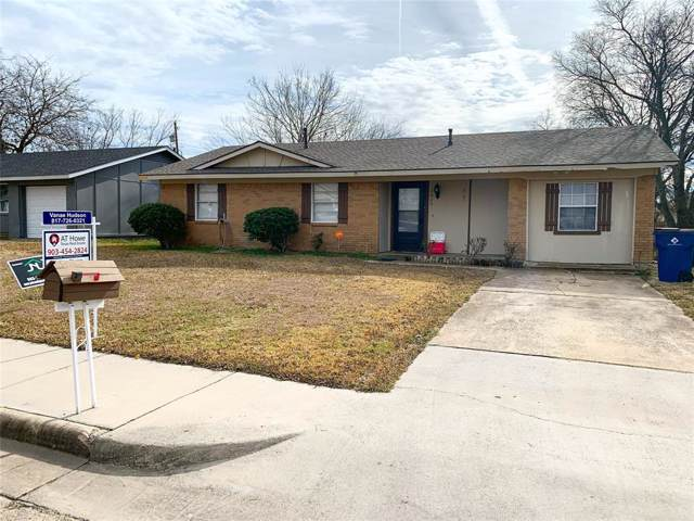4905 Church Street, Greenville, TX 75401 (MLS #14235979) :: NewHomePrograms.com LLC