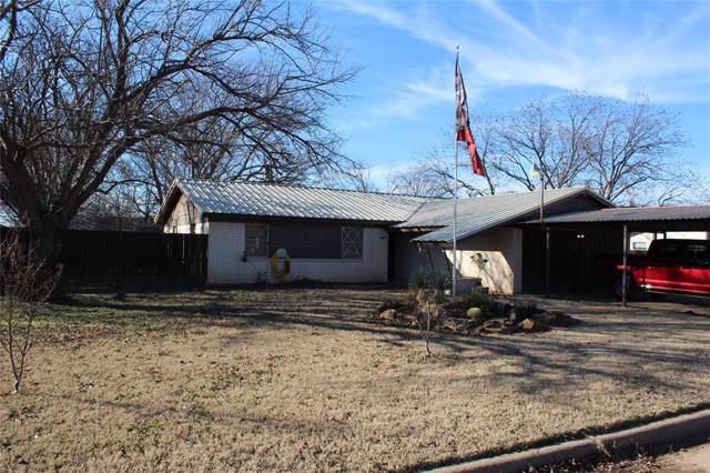 1800 SE 22nd Avenue, Mineral Wells, TX 76067 (MLS #14235995) :: Team Hodnett