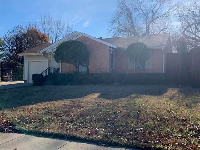 301 Meadowbrook Drive, Arlington, TX 76010 (MLS #14236014) :: Tenesha Lusk Realty Group