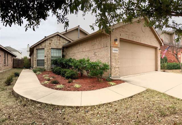 12008 Walden Wood Drive, Fort Worth, TX 76244 (MLS #14236019) :: Real Estate By Design