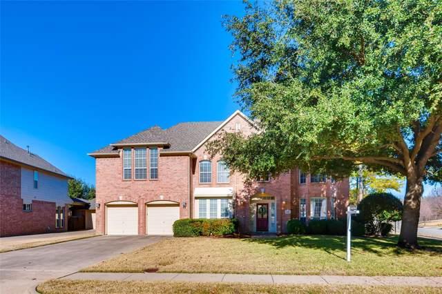 3568 Twelve Oaks Lane, Grapevine, TX 76051 (MLS #14236023) :: RE/MAX Town & Country