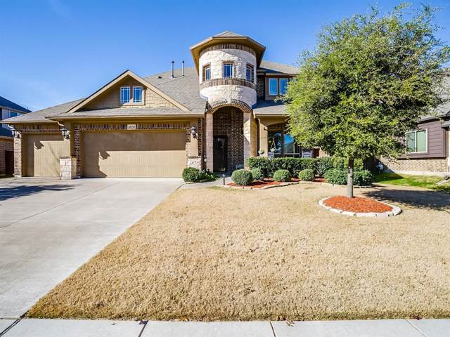 1020 Tara Drive, Burleson, TX 76028 (MLS #14236028) :: Team Tiller
