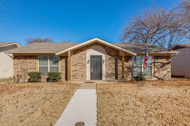 931 Wandering Way Drive, Allen, TX 75002 (MLS #14236045) :: Maegan Brest | Keller Williams Realty