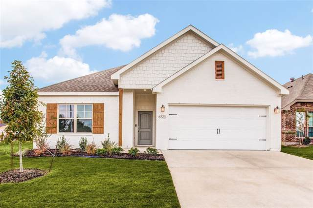 6320 Battle Mountain Trail, Fort Worth, TX 76179 (MLS #14236075) :: All Cities Realty