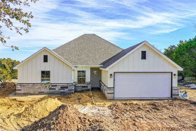 1207 Presidio Court, Granbury, TX 76048 (MLS #14236087) :: Robbins Real Estate Group