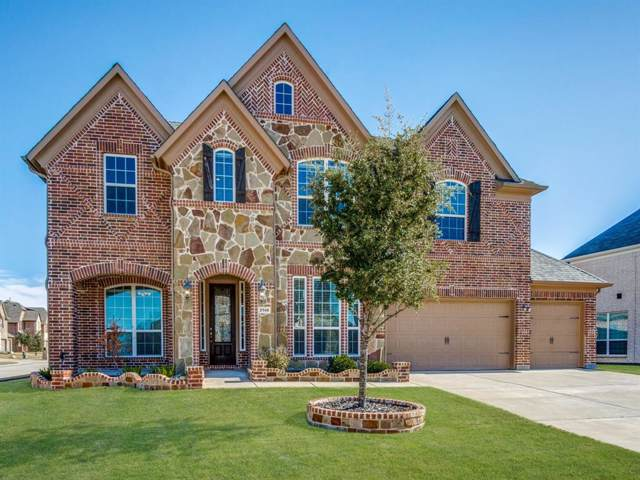 3140 Lakemont Drive, Little Elm, TX 75068 (MLS #14236105) :: Team Tiller