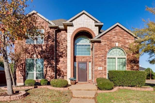5528 Phoenix Drive, The Colony, TX 75056 (MLS #14236110) :: The Kimberly Davis Group