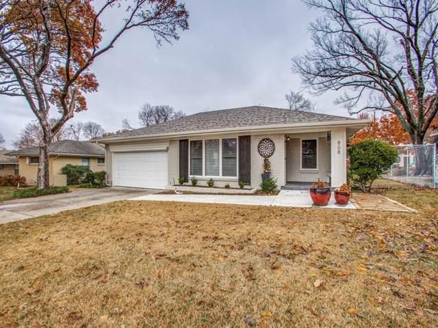 808 Dumont Drive, Richardson, TX 75080 (MLS #14236116) :: The Good Home Team